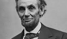 """It's a slip and not a fall."" Abraham Lincoln Adversity Story"