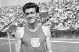 Louis Zamperini Olympian overcomes adversity Todd Kaplan