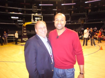 derek fisher la lakers- todd kaplan