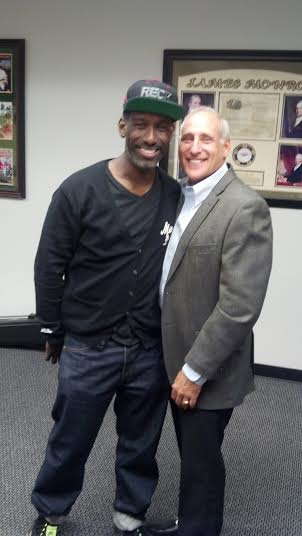 shawn stockman of  boyz to men - todd kaplan