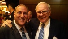 Warren Buffet with Todd Stuart Kaplan