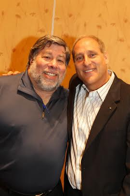 steve wozniak Apple co-founder - todd kaplan